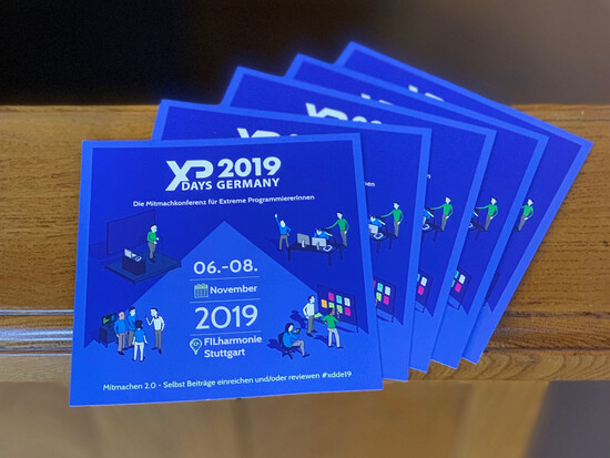 XPDays 2019 - save the date